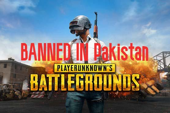 The PTA has Temporarily Banned PUBG in Pakistan