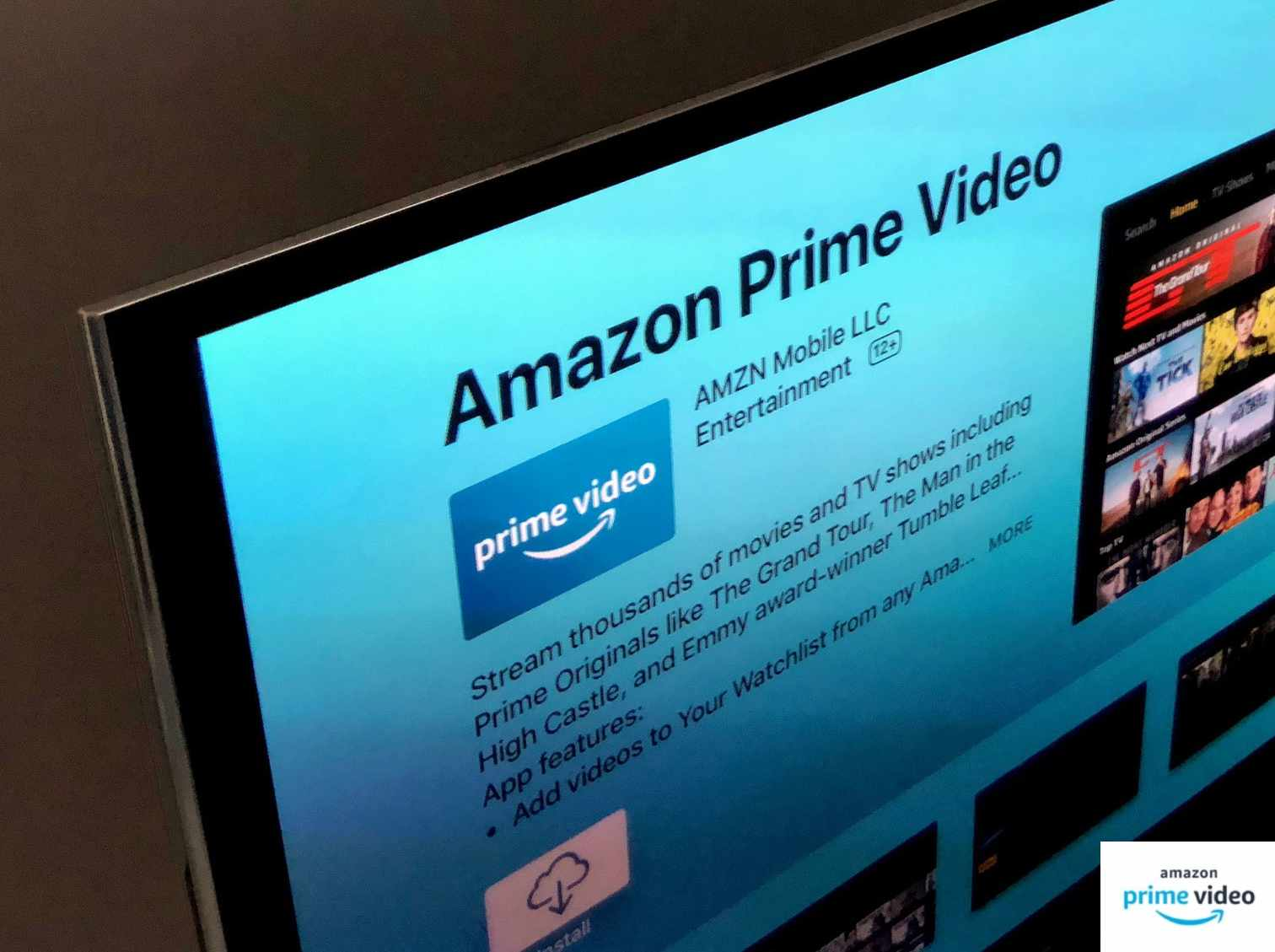 Amazn Video Launches Windows 10 Desktop App