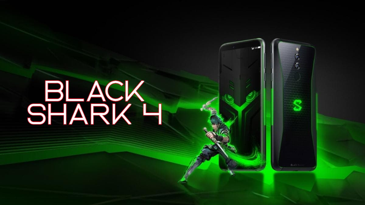 Black Shark 4 to Launch On 23 March 2021